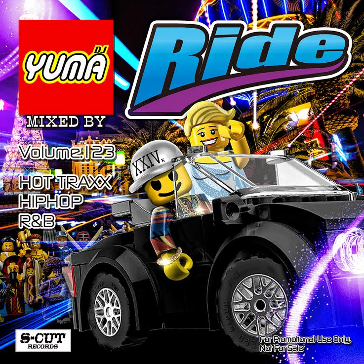 Ride Vol.123 / DJ Yuma