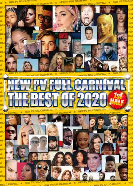 洋楽DVD MixDVDNew PV FULL Carnival -The Best Of 2020 1st Half- / V.A