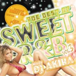 R&B・名曲【MixCD】The Best Of Sweet R&B Vol.3 / DJ Akira【M便 2/12】