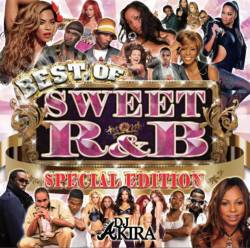 女の子受け200%!!完全永久保存版!!【MixCD】Best Of Sweet R&B -Special Edition- / DJ Akira【M便 2/12】