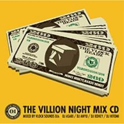 ブチ上げParty Mix!!【MixCD】The Villion Night Mix CD -2CD- / DJ Asari & DJ Anyu & DJ Kohey & DJ Hitomi【M便 2/12】