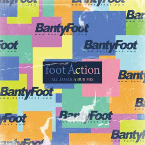 Banty Footの歴史が詰まった1枚!【洋楽CD・MixCD】Foot Action / Banty Foot【M便 2/12】
