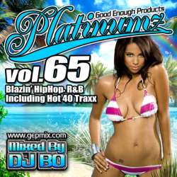 R&B・ヒップホップ・新譜Mix【MixCD】Platinumz Vol.65 / DJ Bo【M便 1/12】