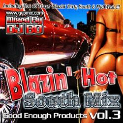 Blazin' Hot -South Mix Vol.3- / DJ Bo【M便 1/12】