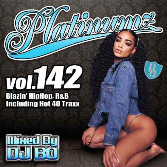 最新HipHopとR&B! 洋楽CD MixCD Platinumz Vol.142 / DJ Bo【M便 1/12】