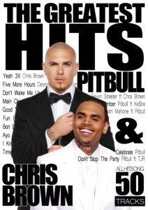 ヒットソングをぶち込んだ話題のMixDVD!【洋楽DVD・MixDVD】The Greatest Hits -Chris Brown × Pitbull- / V.A.【M便 6/12】