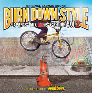 レゲエ・ジャパニーズBurn Down Style Japanese Mix -Irie Selection Vol.2- / Burn Down