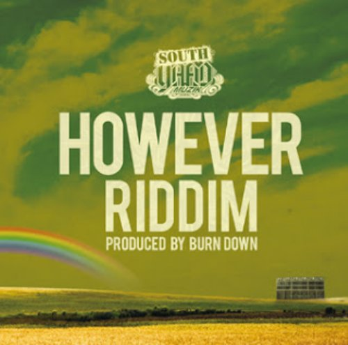 ワンウェイアルバム!【CD】However Riddim / V.A. Produced by Burn Down【M便 2/12】
