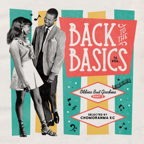 ジャマイカの古き良き時代に生まれた名曲!【洋楽CD・MixCD】Back To The Basics Vol.16 -Oldies But Goodies Part.3- / Chomoranma Sound【M便 1/12】