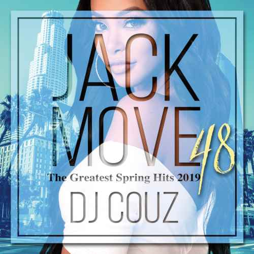 DJ Couz DJカズ LA 2019 春 夏 Spring Summer Dr. Dre ドクタードレーJack Move 48 -The Greatest Spring Hits 2019- / DJ Couz