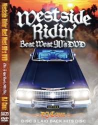 ウエスト最高峰ミックスCDがDVDでカムバック!【DVD】Westside Ridin' Best West 90's DVD -Disc 3 Laid Back Hits Disc- / DJ Couz【M便 6/12】