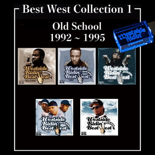 ウエストコーストBest West Collection 1 / DJ Couz (Best West Old School, 1992-1995) 【WUSB-1507】