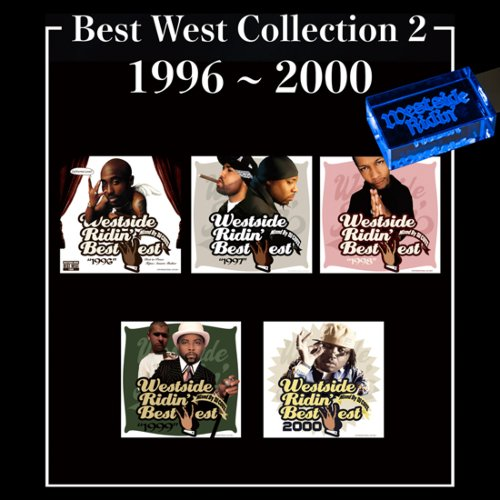 ウエストコーストBest West Collection 2 / DJ Couz (Best West 1996-2000) 【WUSB-1508】
