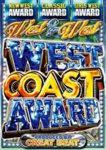 殊勲の名作を余すことなく50曲!【洋楽 DVD・MixDVD・MIX DVD】West Of West West Coast Award / Creat Beat【M便 6/12】