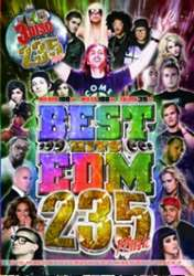 ブチ上がり間違い無し!【DVD】Best Hits EDM 235 Music / DJ Crush & DJ Mack-T【M便 6/12】