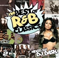 The Best Of R&B Classics Vol.2 -2CD- / DJ Dask【M便 2/12】
