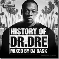 Dr.Dreワールドを堪能してください!【MixCD】History Of Dr. Dre / DJ Dask【M便 2/12】