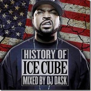 Ice Cubeの歴史を完全網羅した永久保存版!【洋楽 MixCD・MIX CD】History Of Ice Cube / DJ Dask【M便 2/12】