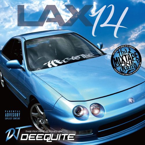 DJ Deequiteの超人気シリーズ!【洋楽CD・MixCD】Lax Vol.14 / DJ Deequite【M便 2/12】