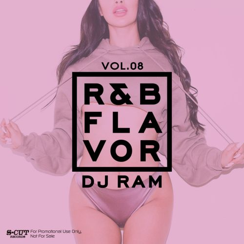 美メロな曲のみでMix!!【洋楽CD・MixCD】R&B Flavor Vol.8 / DJ Ram【M便 2/12】