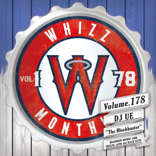 超A級の完成度!【洋楽CD・MixCD】Whizz Vol.178 / DJ Ue【M便 2/12】