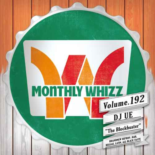 新譜Mix界の長寿シリーズ!!【洋楽CD・MixCD】Whizz Vol.192 / DJ Ue【M便 2/12】