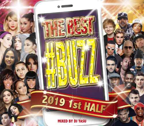 2019年上半期ベスト!【洋楽CD・MixCD】The Best #Buzz 2019 1st Half / DJ Yasu【M便 2/12】