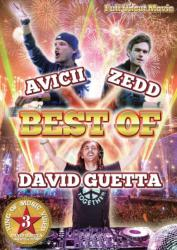 EDM界のスーパースター3人の究極のベスト!【洋楽DVD・MIX DVD】King Of MV -Best Of David Guetta×Avicii×Zedd / V.A【M便 6/12】