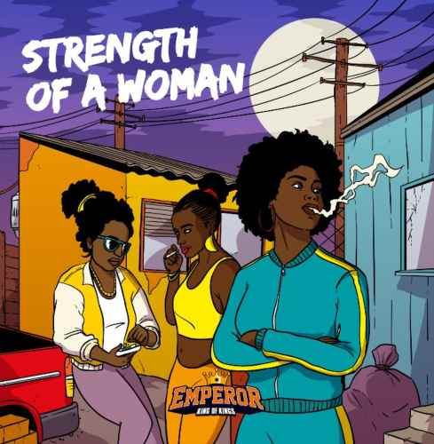 全曲女性アーティスト!【洋楽CD・MixCD】Strength Of A Woman / Emperor【M便 1/12】