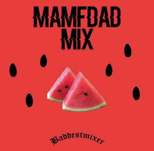 2018年現場でもHitしているHiphop&Dancehall!【洋楽CD・MixCD】Mamfdad MIX / Jackey From Emperor【M便 1/12】