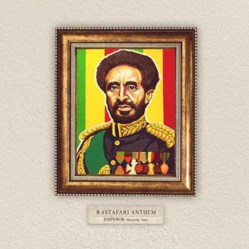 全曲ラスタアーティスト!【洋楽CD・MixCD】Rastafari Anthem / Emperor【M便 1/12】
