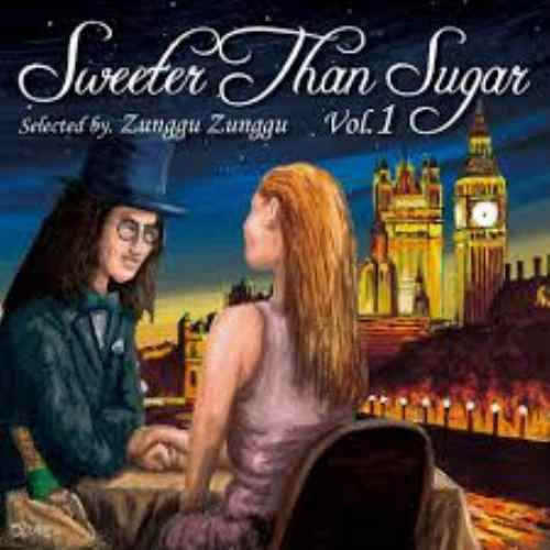 21世紀のLover's Rockの教科書。 洋楽CD MixCD Sweeter Than Sugar Vol.1 / Zunggu Zunggu fr.Emperor【M便 1/12】