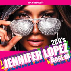 Best Of Jennifer Lopez -2CD-R- / Tape Worm Project【M便 2/12】