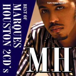 Best Of Marques Houston -2CD-R- / Tape Worm Project【M便 2/12】