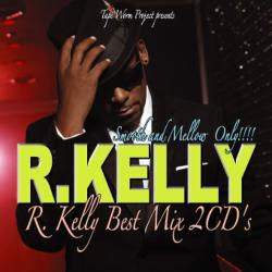 R・ケリーベスト・2枚組 【MixCD】R.Kelly Best Mix -2CD-R- / Tape Worm Project【M便 2/12】
