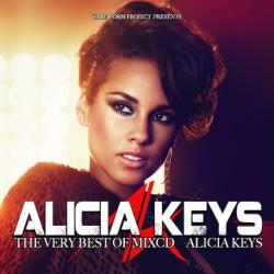 R&B・アリシア・キーズ【MixCD】The Very Best Of Alicia Keys -CD-R- / Tape Worm Project【M便 1/12】