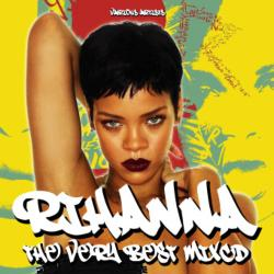 R&B・リアーナ【MixCD】The Very Best Of Rihanna -CD-R- / Tape Worm Project【M便 1/12】