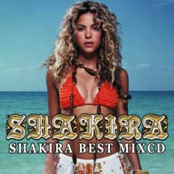 R&B・シャキーラ【MixCD】Shakira Best Mix -CD-R- / Tape Worm Project【M便 1/12】