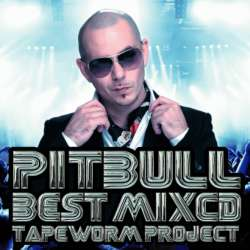 オールジャンル・ピットブル【MixCD】Pitbull Best Mix -CD-R- / Tape Worm Project【M便 1/12】