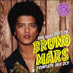 Bruno Marsベスト!!【MixCD】Bruno Mars Complete Best Mix -2CD-R- / Tape Worm Project【M便 2/12】
