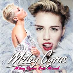 Miley Cyrusベスト!!【MixCD】Miley Cyrus Best Mix -CD-R- / Tape Worm Project【M便 1/12】