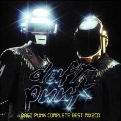 「Daft Punk」の『すべて』【MixCD】Daft Punk Complete Best Mix -CD-R- / Tape Worm Project【M便 2/12】