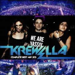 「Krewella」の『すべて』が詰まってます!【MixCD】Krewella Complete Best Mix -2CD-R- / Tape Worm Project【M便 2/12】
