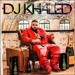 ブチあげ番長こと「DJ Khaled」の最強ベストMix!!【MixCD】DJ Khaled Complete Best Mix -2CD-R- / Tape Worm Project【M便 2/12】