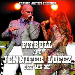 「Pitbull」「Jennifer Lopez」最強Best MixCD!!【MixCD】Pitbull & Jennifer Best Mix -2CD-R- / Tape Worm Project【M便 2/12】