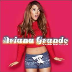 「Ariana Grande」の最強Best MixCDが登場!!!【MixCD】Ariana Grande Complete Best Mix -2CD-R- / Tape Worm Project【M便 2/12】