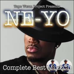 Ne-Yoの選び抜かれた極上チューン!【MixCD】Ne-Yo Complete Best Mix -2CD-R- / Tape Worm Project【M便 2/12】