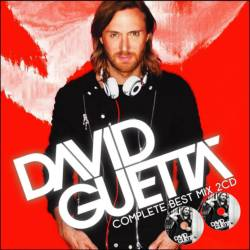 ディヴィッドゲッタの最強ベストミックスCD!!!【MixCD】David Guetta Complete Best Mix -2CD-R- / Tape Worm Project【M便 2/12】