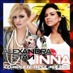ルーマニア歌姫「Alexandra Stan」「inna」のベスト!【MixCD】Alexandra Stan & Inna Complete Best Mix -2CD-R- / Tape Worm Project【M便 2/12】