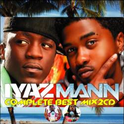 キャッチーな「Iyaz」「Mann」夢の競演!【MixCD】Iyaz & Mann Complete Best Mix -2CD-R- / Tape Worm Project【M便 2/12】